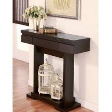 Foyer Table With Drawers Small Foyer Tables Foter