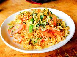 cuisine d asie séchez la nouille instantanée cuisine d asiatique de style du