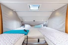 chambre a coucher b hymer duomobil b sl 634 chambre à coucher