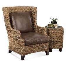 Armchair Side Table Braxton Culler Sydney Chair Patiosusa Com