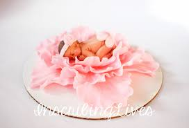 baby shower cake toppers girl baby shower cake topper girl pink peony baby shower ideas themes