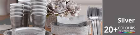 silver party favors silver party supplies party delights