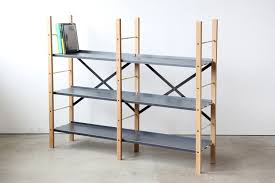 Free Standing Garage Shelves Plans by Bookshelf Outstanding Freestanding Shelving Amusing Freestanding