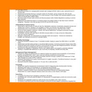 7 accomplishments sample students resume