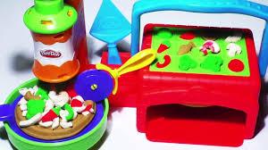 jeu cuisine enfant jouer doh burger pizza hamburger pâte à modeler cuisine jeux de