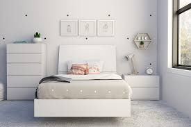 White Bedroom Chest - amazon com nexera 221503 5 drawer chest white kitchen u0026 dining
