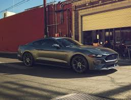 the 2018 ford mustang retires its v6 and evolves into a better car