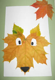 crafts with autumn leaves free but fun