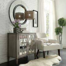 Mirror Cabinet Media Solution Accent Cabinets U0026 Chests Wooden Storage For The Home On Sale