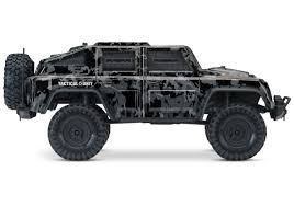 tactical jeep traxxas trx 4 tactical unit