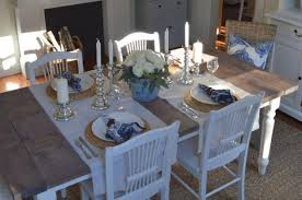 coastal dining room furniture 18 gorgeous summer table decorating ideas in coastal style style