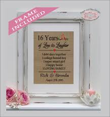 16th wedding anniversary gifts 16th wedding anniversary gifts 16 years married 16 years