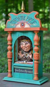 193 best halloween fortune teller images on pinterest