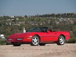 1989 corvette convertible 1989 c4 corvette guide overview specs vin info
