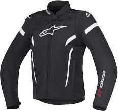 white motorcycle jacket alpinestars stella gunner waterproof ladies motorcycle jacket