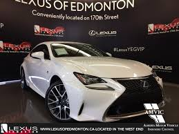 lexus rc 200t occasion lexus certified pre owned 2015 rc 350 awd f sport series 2 review