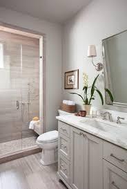 bathroom granite ideas grey floor tile brown granite countertop unfinished style of wood