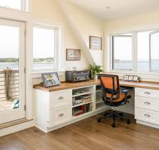 built in corner desk ideas startling built in corner desk in home