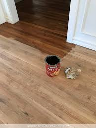 Images Of Hardwood Floors Adventures In Staining My Red Oak Hardwood Floors Products U0026 Process
