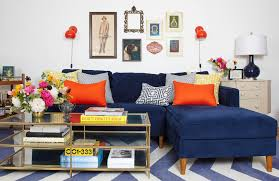 Mix Mid Century Modern With Traditional A Colorful Home In Park Slope Rue