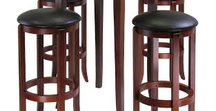 High Top Bar Stools Bar Bar And Stool Set For Home Graceful Bar Stools Set Of 2