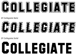 dafont freshman 25 of the best free college fonts