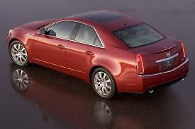 2008 cadillac cts 4 2008 cadillac cts overview cars com
