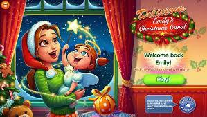 delicious emily u0027s christmas carol platinum edition free download