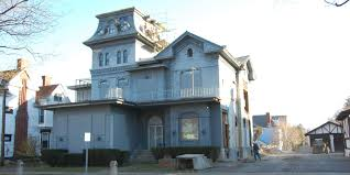 kennedy house transformation of historic elmira buildings under way