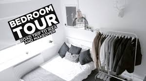 room tour ikea vlog bedroom makeover youtube