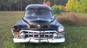 hearse for sale 1953 cadillac hearse for sale