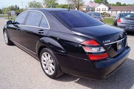 mercedes 2007 s550 for sale 2007 mercedes s class s 550 4matic in columbus oh shafer