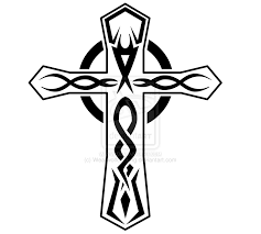 tribal cross tattoo design by wearwolfclothing d4mo81s png 900