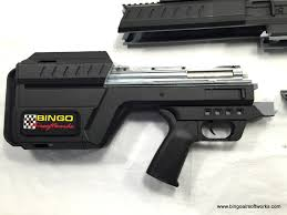bingo airsoftworks custom airsoft gun modifications and accessories