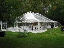 tent rental near me clear top tent rental chicago illinois rent clear top tent