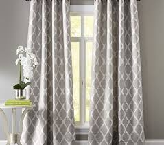 Gray Curtains For Bedroom Gray Printed Curtains Bedroom Curtains Siopboston2010