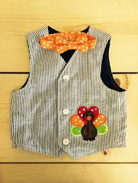 thanksgiving vest thanksgiving vest with bowtie in studio