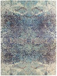 Modern Rug Design Patinated Look Rug Barca No 5 Br 05 Bs