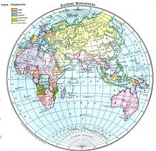 World Map Hemispheres by Hemispheres Lessons Tes Teach