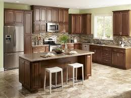 Traditional Kitchen Design Ideas Enchanting Traditional Kitchen Design Wih L Shaped Design Inside