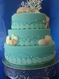 sea shell design in chocolate buttercream cakes pinterest