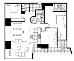 Southbank Grand Floor Plans Apartment 3211 At Eureka Towers Serviced Apartments Southbank