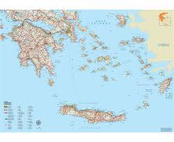 Greece On Map by Maps Of Greece Detailed Map Of Greece In English Tourist Map
