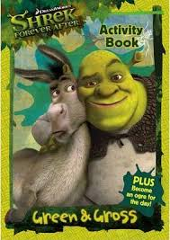shrek dreamworks animation 9780553822359