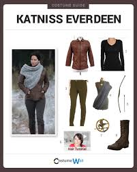 the hunger games halloween costume dress like katniss everdeen costume halloween and cosplay guides