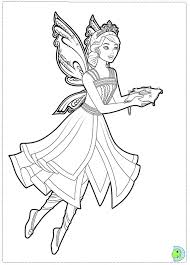 fairy princess coloring pages bestofcoloring