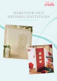 How To Make Your Own Wedding Invitations Make Your Own Wedding Invitations Free Ebook Sewandso