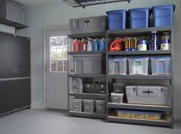 Free Standing Garage Shelves Plans by Garage Shelving Ideas To Clean Up Your Storage