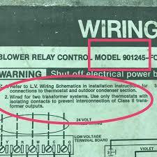 1991 intertherm nordyne furnace with added ac split system hvac