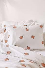 Urban Duvet Covers Peach Duvet Cover Set Urban Outfitters